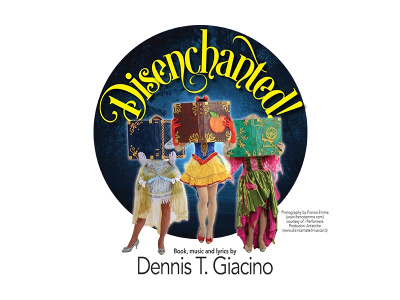 Disenchanted! Cast Announced!