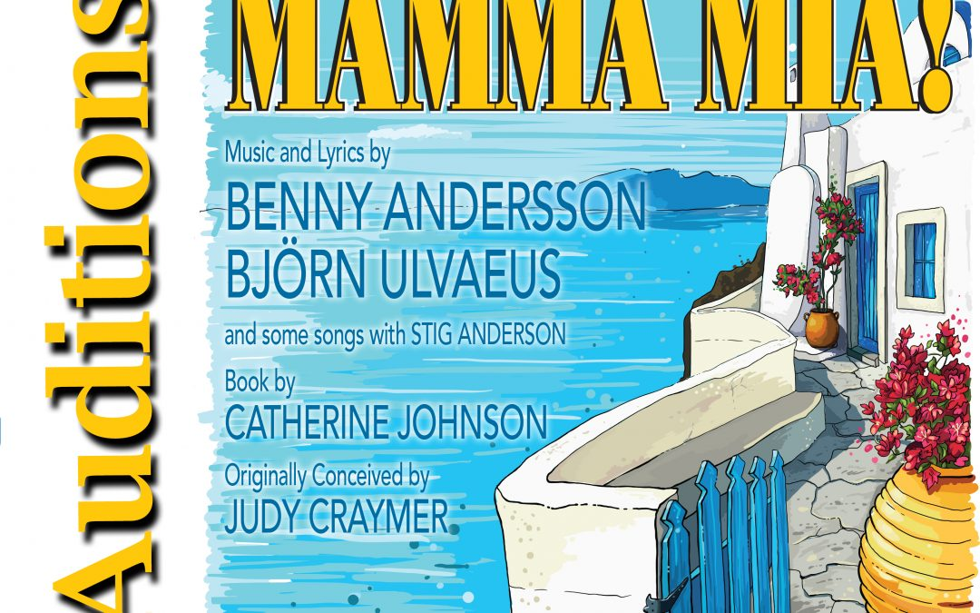 Auditions for Mamma Mia!