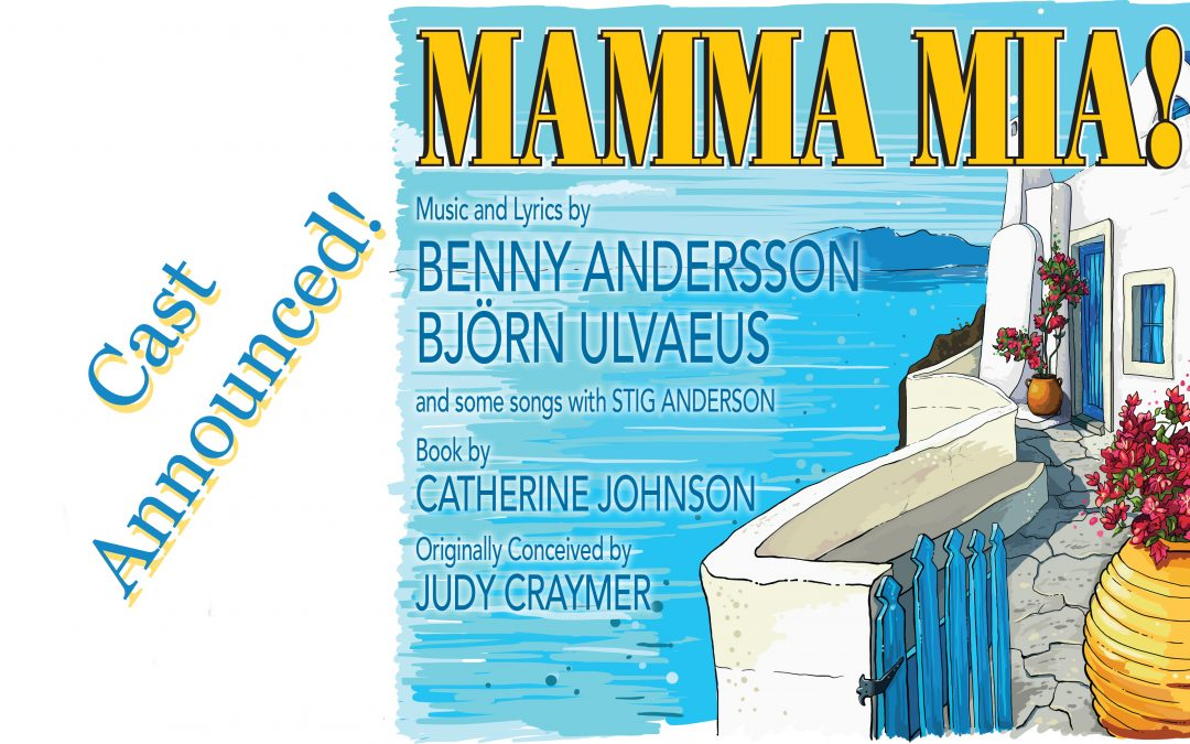 Mamma Mia! Cast Announced!